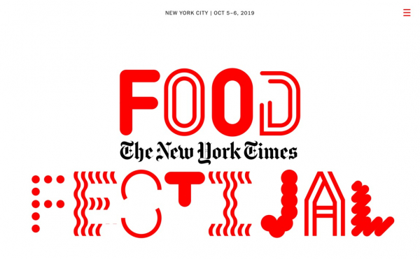The New York Times Food Festival