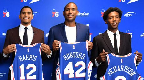 76ers once again overhaul around Joel Embiid and Ben Simmons