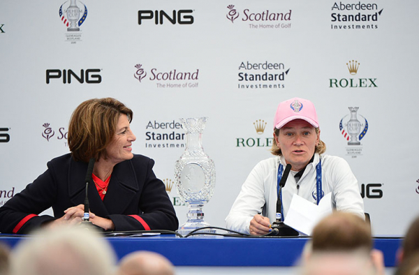 Friday Foursomes Pairings Announced