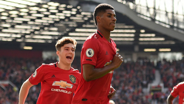 'Rashford is cute' – Leicester boss Rodgers unhappy with 'soft' Man Utd penalty