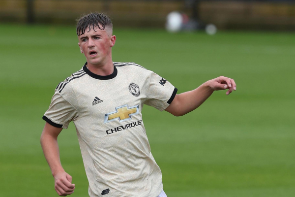 Manchester United vs Astana: Why youngster Charlie Wellens was involved in first team training