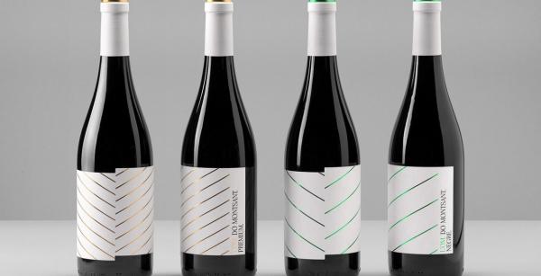 L'Om wine packaging