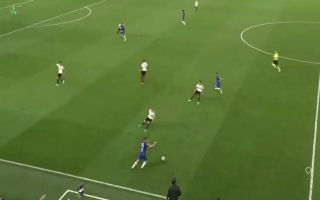 Video: Kovacic pings perfect 40-yard ball through to Willian who squanders chance to score for Chelsea vs Valencia