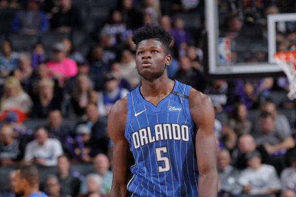 Orlando Magic Exercise 2020-21 Option On Mo Bamba