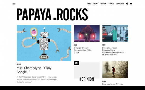 Papaya.Rocks