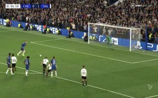 Video: Barkley misses late penalty for Chelsea vs Valencia after refusing to hand the ball over to Jorginho or Willian