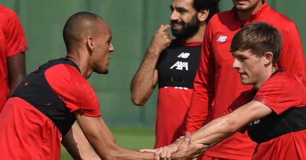 Liverpool coach issues surprise praise to unknown youngster
