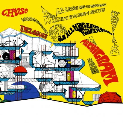 """Archigram to """"look at the future of the built environment"""" with Hong Kong installation"""