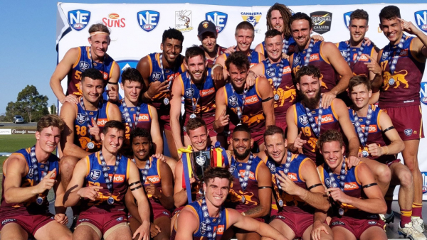 Perfect Lions claim NEAFL flag, Dons and Crows crash out