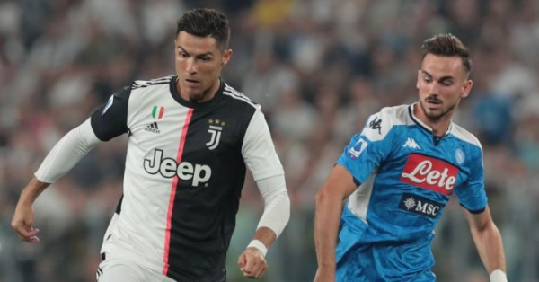 Liverpool one of four contenders for Serie A midfielder