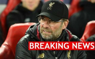 Klopp wants Liverpool to beat Man City to £66m transfer to add missing ingredient to his squad