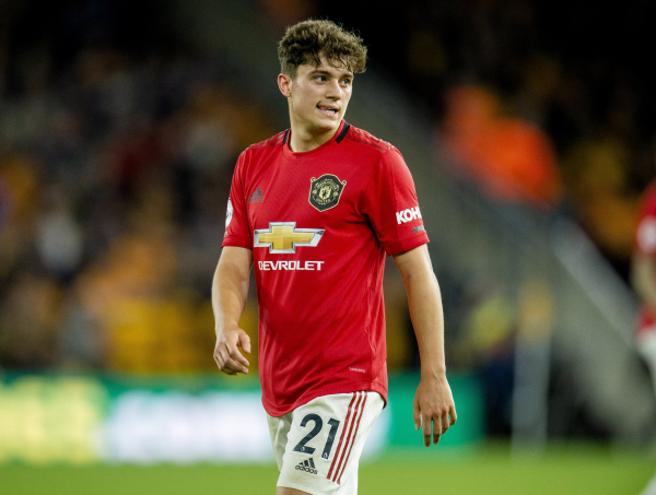 Daniel James and Anthony Martial miss Manchester United training ahead of Europa League clash with Astana