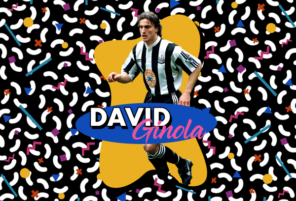Names of the Nineties: David Ginola
