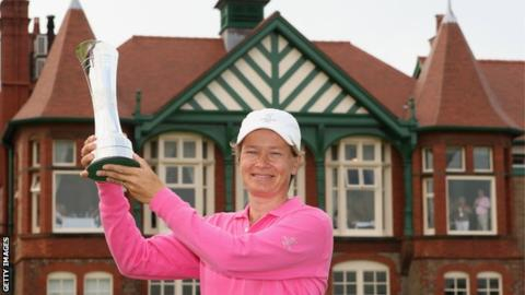 Home Solheim Cup win would be better than Open victory - Europe captain Matthew