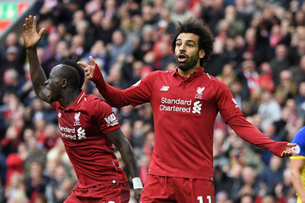 Liverpool's Mohamed Salah and Sadio Mane will miss out on Balon d'Or as African stars 'not respected,' says Samuel Eto'o