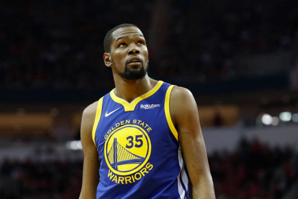 Kevin Durant: 'I'm Just Different from the Rest' of the Warriors
