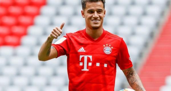 What Jurgen Klopp told Philippe Coutinho after Bayern Munich switch