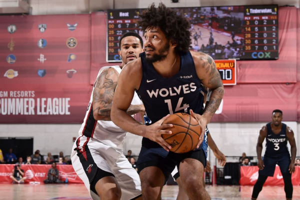 Timberwolves Agree To Exhibit 10 Deal With Jordan Murphy