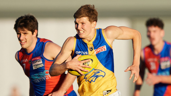 WAFL: Grey sends Eagles into semi-final