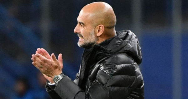 Guardiola hails 'incredible' performance of one City player v Shakhtar