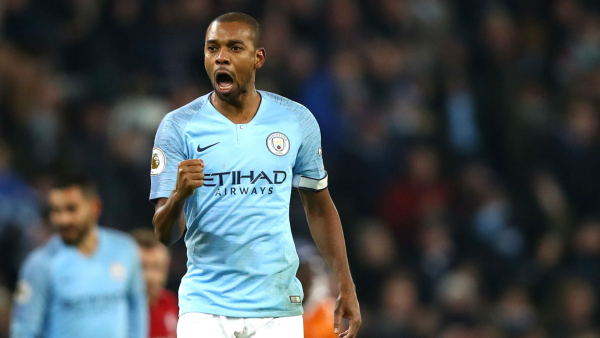 'Today was my opportunity' - Fernandinho settling in at centre-back amid Man City injury crisis