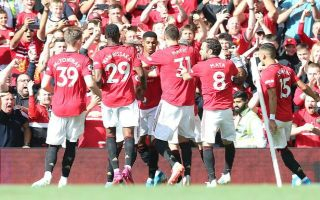 Andreas Pereira comes up with hilarious new nickname for Manchester United star