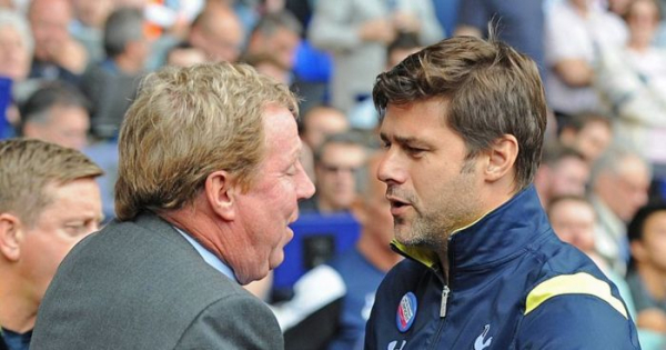 Redknapp: Spurs squad as good as Liverpool and Man City's