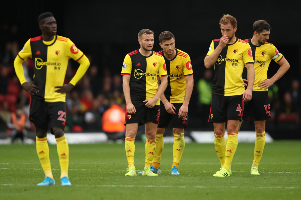Watford need points now or were at risk, says Sebastian Prodl