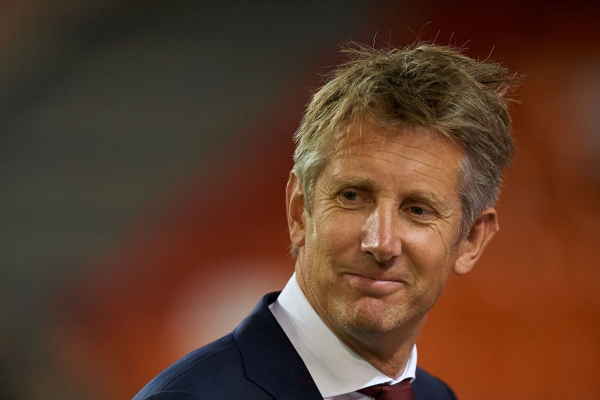 Manchester United are missing 'strong characters', says Edwin van der Sar