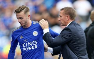 Brendan Rodgers speaks out on James Maddison casino incident