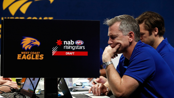 Indicative draft order: Post Gold Coast priority package