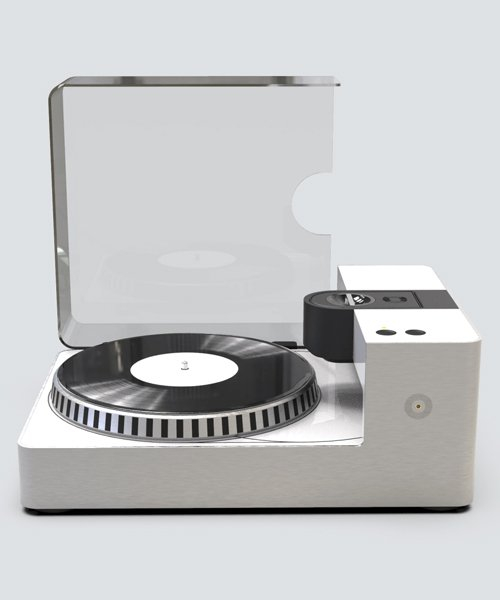 DIY vinyl presser lets you make your own records at home