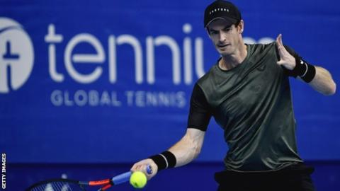 Murray reaches first ATP semi-final since 2017 as he makes European Open last four