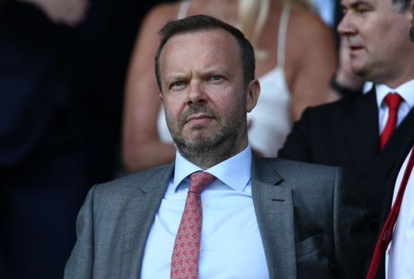 Ed Woodward backs Ole Gunnar Solskjaer in defiant message against Manchester United's critics