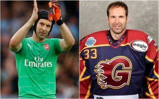 Chelsea chief Petr Cech makes bizarre move to sign for ice hockey team