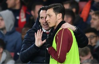 Mesut Ozil breaks silence on Arsenal struggles and relationship with Unai Emery