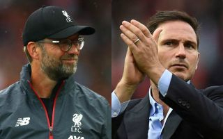 Liverpool beating Chelsea in the race to sign record-breaking youngster