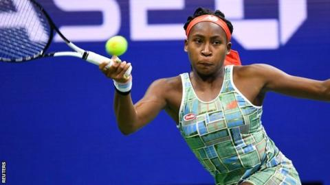 Coco Gauff to break into top 100 after reaching first WTA quarter-final