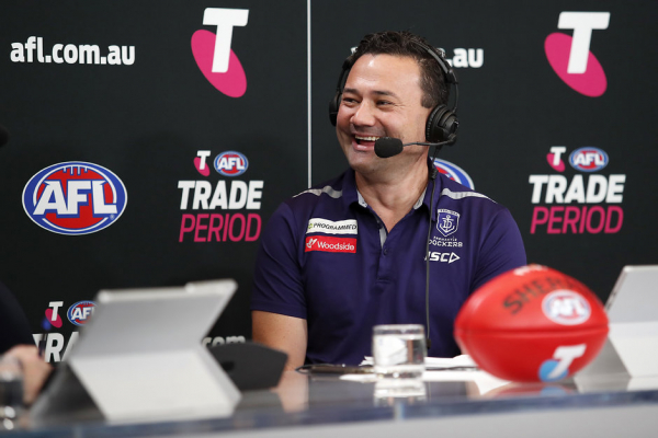 Wild ride for Dockers as 'thick-skinned' Bell rings the changes