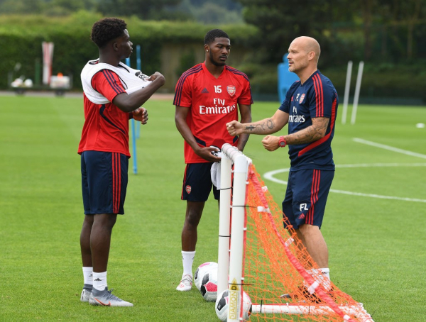 Ainsley Maitland-Niles explains how Arsenal assistant Freddie Ljungberg has helped develop his game