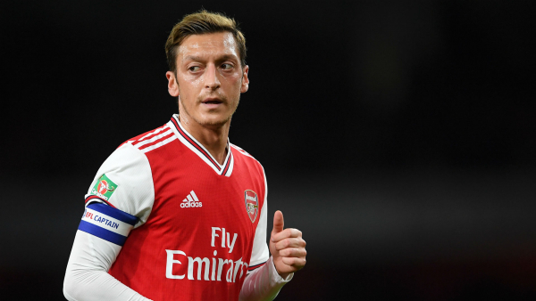Ozil fires back at claims he doesn't perform in big games: Some opponents are better than Arsenal!