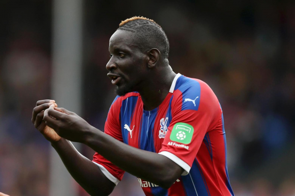 Crystal Palace defender Mamadou Sakho a doubt for visit of champions Manchester City
