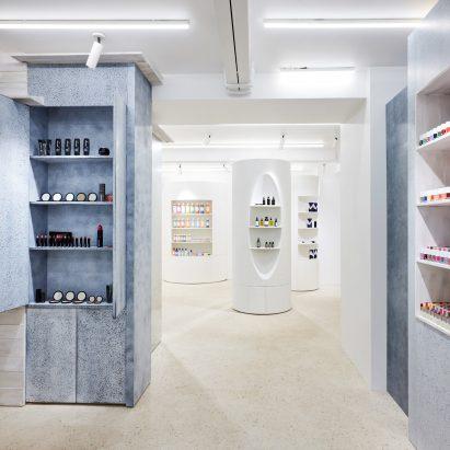 Rei Kawakubo creates Parisian beauty store Dover Street Parfums Market