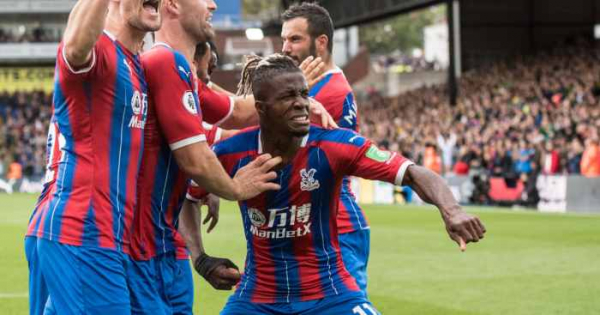 £80m Arsenal, Everton links left Zaha's head 'all over the place'