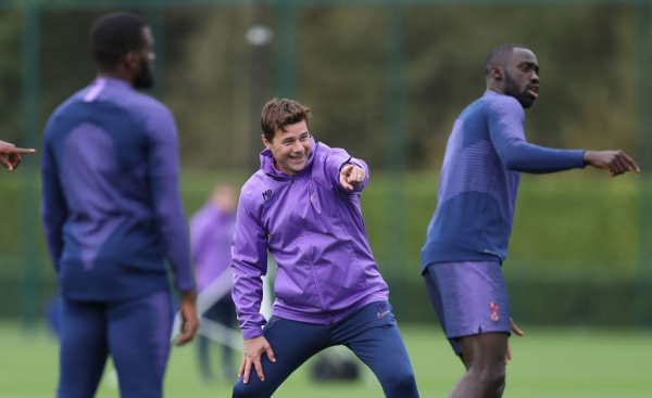 Mauricio Pochettino adamant that Spurs players are behind him after WhatsApp dinner invite