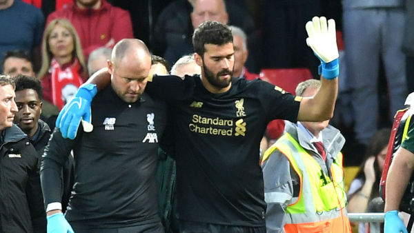 Will Mo Salah & Alisson be fit or injured for Manchester United vs Liverpool?