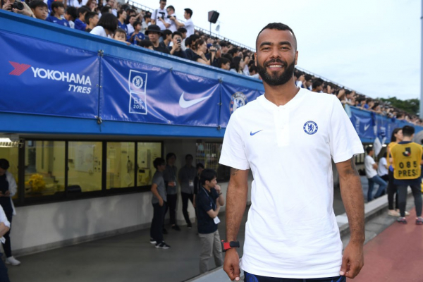 Ashley Cole names the three best managers he played for after joining Frank Lampard's coaching team at Chelsea