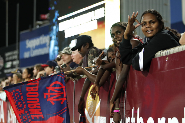 Suns to replace Dees in Darwin as plans to revive Top End football are revealed