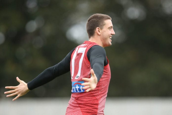 DONE DEAL: Pies land back-up ruckman
