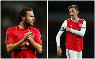 """We're extinct"" – Manchester United star's warning to Arsenal ace Mesut Ozil"